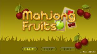 Mahjong Fruits screenshot