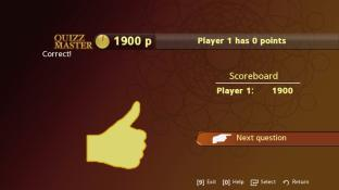 Quizz Master screenshot2