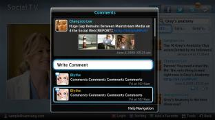 소셜 네트워크 screenshot2