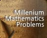 Millenium mathematics problems