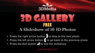 3D Gallery Free screenshot