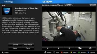 Ustream 2012 screenshot1