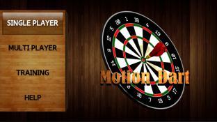 Motion Dart screenshot