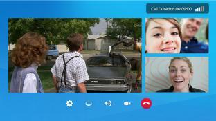 Skype screenshot1