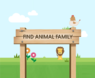 Find Animal Family