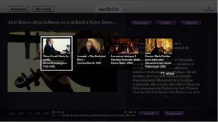 medici.tv, Classical music screenshot1