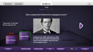 medici.tv, Classical music screenshot3