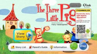 Three Little Pigs screenshot