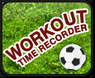 Workout Time Recorder