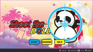 Shoot the doll screenshot