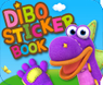 Dibo's Stickerbook