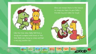 Dino the Dinosaur to the Rescue screenshot