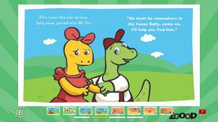 Dino the Dinosaur to the Rescue screenshot1