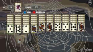 Spider Solitaire screenshot1
