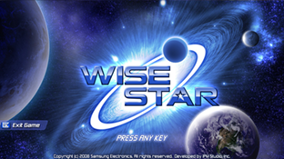 Wise Star screenshot
