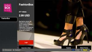 Fashionbox Live screenshot