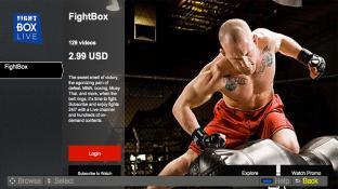 Fightbox Live screenshot