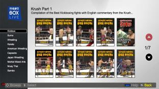 Fightbox Live screenshot1