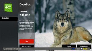Docubox screenshot