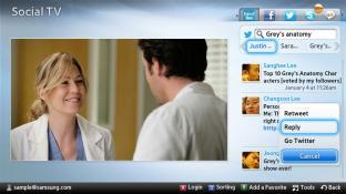 소셜 네트워크 screenshot3