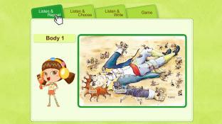 Theme Word Body I screenshot