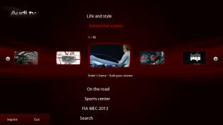 Audi tv screenshot1