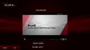 Audi tv screenshot3