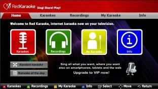 Red Karaoke screenshot