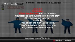 Red Karaoke screenshot2