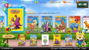 Kids screenshot