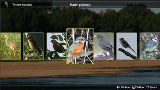 Plume blanche screenshot