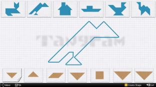 Tangram screenshot1