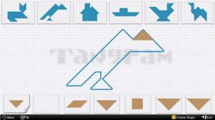 Tangram screenshot2
