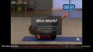 Fitness VOD screenshot3