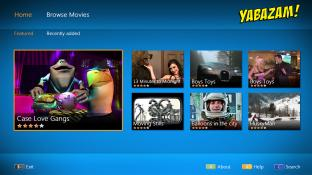 Yabazam 3D screenshot