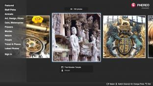 Phereo 3D Photo screenshot