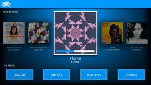MyMusicCloud screenshot1