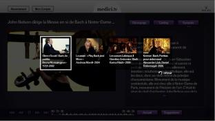medici.tv, Classical music screenshot1