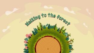 Lumberjack: the mighty bear screenshot2