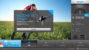 TVcycle screenshot