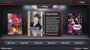Arirang TV screenshot1