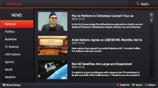 Arirang TV screenshot2