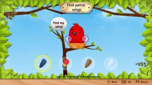 Find my wings screenshot2