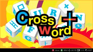 Cross Word screenshot