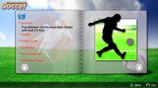 Common sense in soccer screenshot2