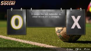Common sense in soccer screenshot3