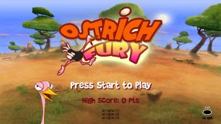 Ostrich Fury screenshot