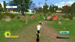Cyberbike - Smart TV Edition screenshot