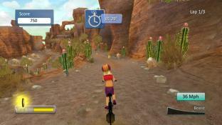 Cyberbike - Smart TV Edition screenshot3