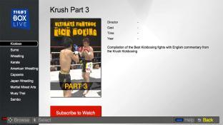 Fightbox Live screenshot3